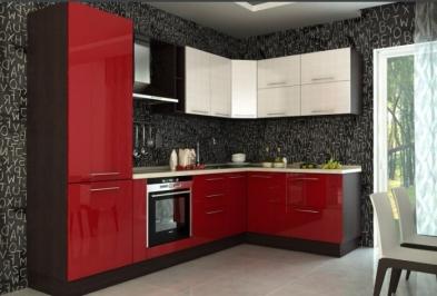 """Кухня """"Красная смородина"""""""